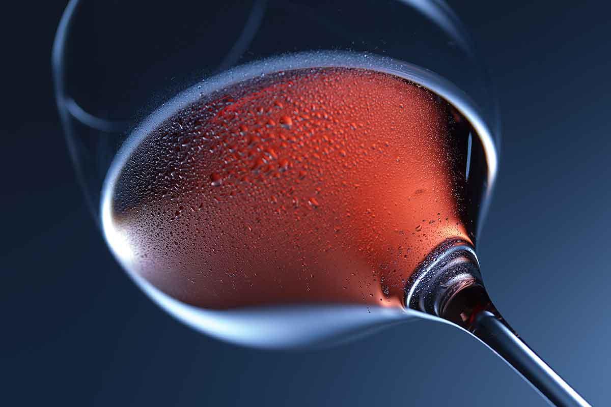 Badischer Rotwein aus Deutschland