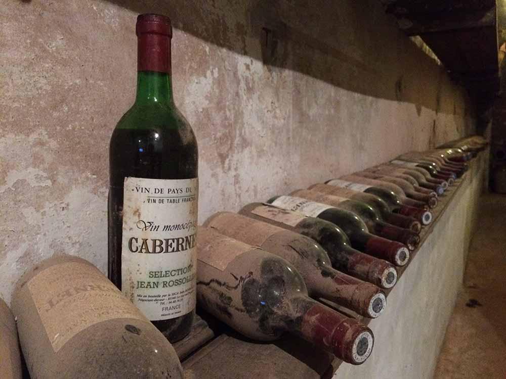 Cabernet Sauvignon Rotwein aus Deutschland