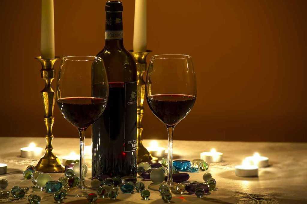 Vergnügen und Genuss Rotwein aus Deutschland
