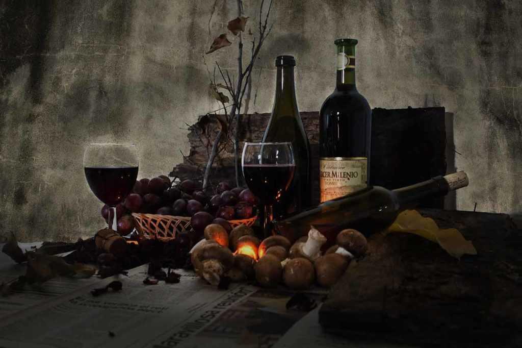Genuss Geschenk Rotwein Deutschland