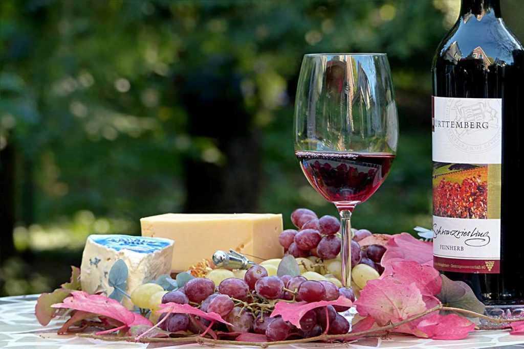 Schwarzriesling Rotwein aus Deutschland