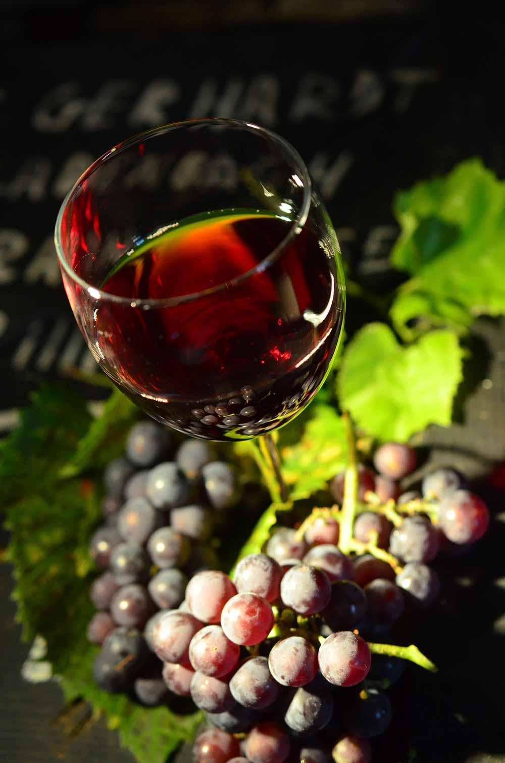 Spätburgunder - Rotwein aus Deutschland